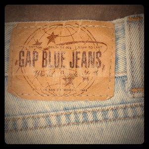 Vintage Gap Boot Cut Jeans